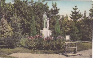 Massachusetts West Springfield Shrine Of Saint Ann Passionist Fathers Albertype