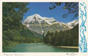 Mount Robson , Alberta , Canada  , 50-60s