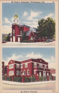 Saint Peter's Convent Saint Cathedral Wilmington Delaware