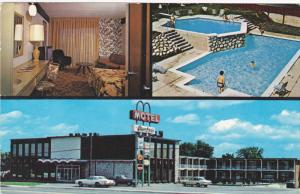 3-Views, Motel Le Granbyen Inc., Rue Principale, GRANBY, Quebec, Canada, PU...