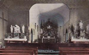 The Shring In Our Lady Of Consolation Church Carey Ohio