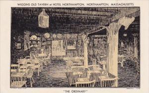 Massachusetts Northampton Wiggins Old Tavern At Hotel Northampton The Orinary