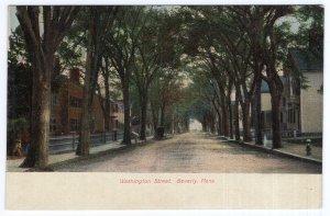 Beverly, Mass, Washington Street
