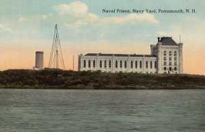 PORTSMOUTH , New Hampshire , 00-10s ; Naval Prison