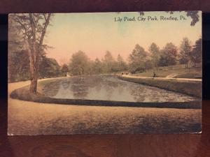 Lilly Pond, City Park, Reading, Pennsylvania C2