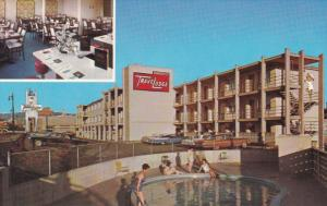 2-Views, TraveLodge, Swimming Pool, VANCOUVER, British Columbia, Canada, 40-60s
