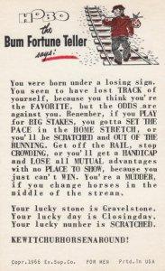 HOBO the Bum Fortune Teller Says.... , 00-10s :#2