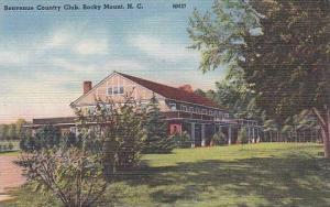 North Carolina Rocky Mount Benvenue Country Club