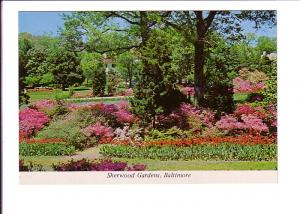 Sherwood Gardens, Baltimore, Maryland, DE Traub