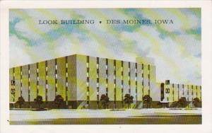 Iowa Des Moines The Look Building