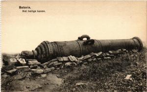 CPA BATAVIA Het heilige kanon INDONESIA (565989)
