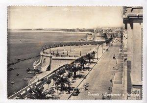 Taranto, Lungomare e Rotonda, unused Postcard