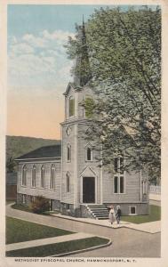 Methodist Episcopal Church - Hammondsport NY, New York - pm 1928 - WB