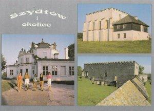 SZYDTOW i Okolic , 1960-80s ; Jewish , Synagogue