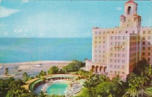 Cuba Havana The National Hotel