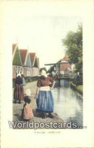 Volendam Netherlands, Nederland Straatije  Straatije