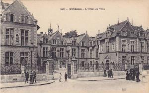 L'Hotel De Ville, Orleans (Loiret), France, 1900-1910s