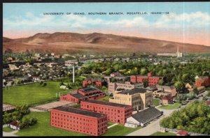 Idaho POCATELLO University of Idaho Southern Branch - LINEN