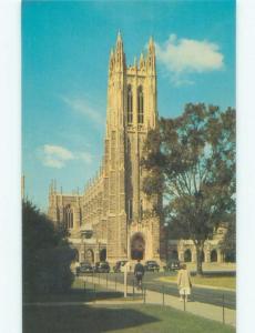 Unused Pre-1980 Duke University - Durham North Carolina NC E0358