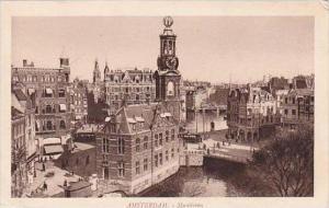 Netherlands Amsterdam Munttoren