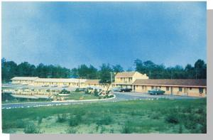 Baltimore, Maryland/MD Postcard, Lakeside Motel, US Route 40