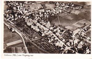 Germany - Eschenau  Aerial RP VIew