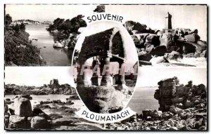 Old Postcard Remembrance Ploumanac pm