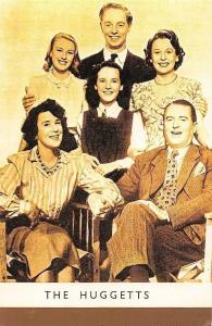 1950s Meet the Huggetts, fictious family Holiday Camp film series, Reprint