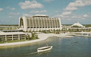 Walt Disney World A Tomorrow Vacation Today Mint USA Postcard
