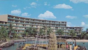 Hotel King Kamehameha,  Kailua-Kona,  Hawaii,  40-60s