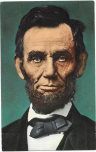 US Illinois. unused. Abraham Lincoln.  Great write up.  Great President..
