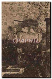 Postcard Old Ercolano Scavi Nuovi