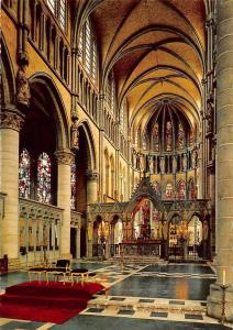 Belgium Ypres Cathedrale St Martin St Maarten Kathedrale