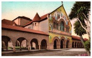 California Stamford University , Memorial Church