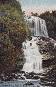 Beaver Falls Colebrook New Hampshire