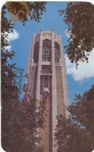 The Carillon Tower, Lake Wales, Florida, unused Postcard