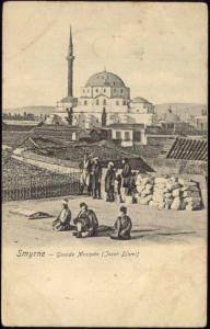 turkey, SMYRNE SMYRNA, Issar Djami, Great Mosque (1909)