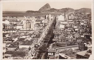 RP RIO DE JANEIRO, Brazil, 20-40s; Aerial View