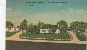 NASHVILLE , TN, 1953 ; Nashville Motel