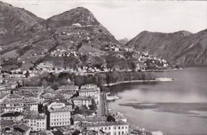 Switzerland Lugano Monte Bre Photo