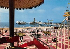 Netherlands Scheveningen Promenade en Pier Promenade