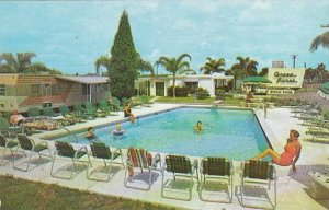 Florida Clearwater Green Acres Mobilehome Park With Pool