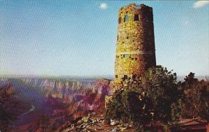 Grand Canyon Watchtower At Desert View Arizona Fred Harvey