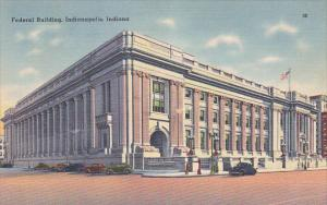Federal Building, INDIANAPOLIS, Indiana, 30-40s