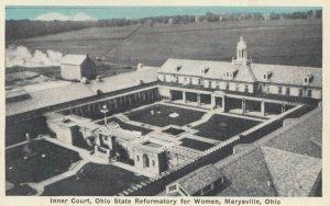 MARYSVILLE, Ohio, 00-10s ;  State Reformatory for women