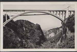 France Postcard - La Haute-Savoie - Les Ponts De La Caille  U3187