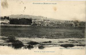 CPA CHARMES-sur-MOSELLE - Vue de la Ville (Coté Ouest) (200676)