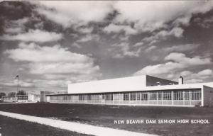 RP; New BEAVER DAM Senior High School, Wisconsin, 1950s