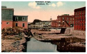 Vermont  Richford , Missiquoi Bridge