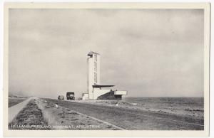 Netherlands; Friesland Monument PPC, Unposted, c 1950's